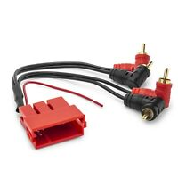 Aktiv System Radio Adapter 4x Lautsprecher für VW A3 A4 A6 Seat Bose Audi