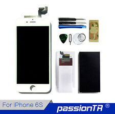 White LCD Display+Touch Screen Digitizer Assembly Replacement for iPhone 6S 4.7""