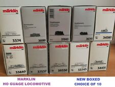 MARKLIN HO Gauge Locomotive New Boxed Hobby Model Gift Toy
