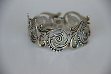 ORIGINAL MARGOT DE TAXCO STERLING SILVER BRACELET