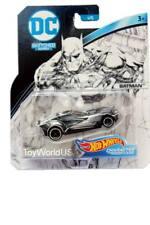 2018 Hot Wheels DC Character Cars Sketched Series #1 Batman Batmobile