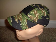 JUNGLE TIGER STRIPE BALL CAP * US FLAG * NEW Operator Hat