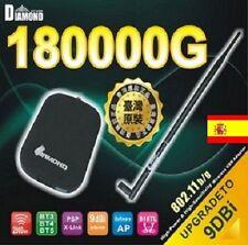 ANTENA WIFI,TAIWAN,DIAMOND 180000G,REALTEK 8187L,2800MW,ENVIOS DESDE ESPAÑA