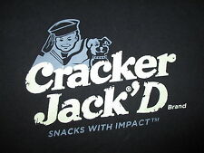 NITRO CIRCUS CRACKER JACK'D T SHIRT Live Tour Stunt Extreme Sport Thrill Show SM
