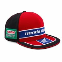 19HBSB-BBC-CP Official Honda Racing BSB Baseball Cap