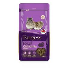 Burgess Excel Chinchilla Nuggets 2x 1.5kg Small Animal Food