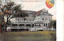 1908 Gerlach Academy Brielle NJ post card