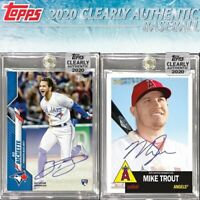 2021 Topps Archives Signature Series - DIVISION BREAK - HOBBY BOX -  MLB #321