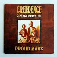 CREEDENCE CLEARWATER REVIVAL : PROUD MARY ♦ CD Single Promo ♦