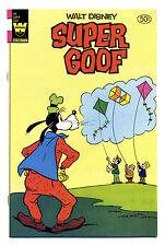 Walt Disney's Super Goof #66 (Whitman) VF8.4