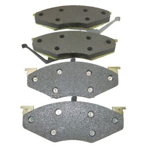 Express Parts MD416 Semi-Metallic Disc Brake Pads - Made in the USA