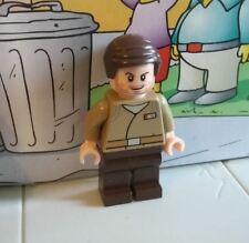 Star Wars lego mini figure RESISTANCE OFFICER 75184 DJ