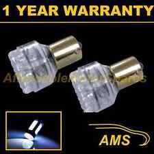 2x 382 1156 Ba15s P21w Blanco 24 Domo Led Frontal indicador bombillas fi200502
