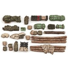1/16 M4A3E8 Stowage Set (Accessories Only)