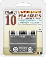 Wahl Pro Series Cord/Cordless Animal Dog Clipper Replacement Blades 2097-800 #10