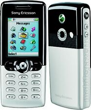 BLACK SONY ERICSSON T610 MOBILE PHONE-UNLOCKED WITH NEW HOUSE CHARGAR & WARRANTY