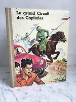 Il Grande Circuito Delle Capitali Collezione Concours Cioccolato Menier 1957