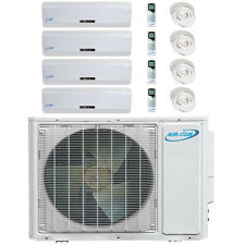 4-Zone AIR-CON 21 SEER Ductless Multi-Zone Inverter Air Conditioner Heat Pump