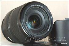 Sony Alpha SAL18135 DT 18-135mm f/3.5-5.6 Zoom Lens - Mint w/ Hood & Caps