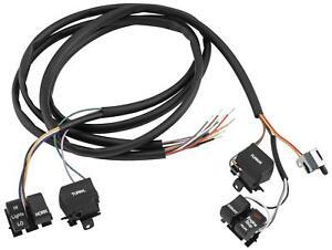 Twin Power 85070 Handlebar Switch Kit - Black