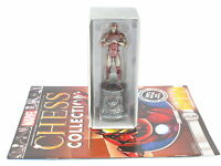 Eaglemoss Marvel Chess Collection Iron Man Issue 2 New White Bishop