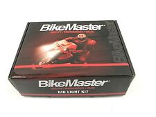 BikeMaster HID Light Kit 6000K H13 H/L individual bulb NEW Bike Master Lighting