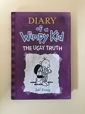 Diary of a Wimpy Kid: The Ugly Truth by Jeff Kinney (2010, Hardcover)