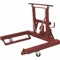 Strongway 3/4-Ton Dual Wheel Dolly - 1500-Lb. Capacity