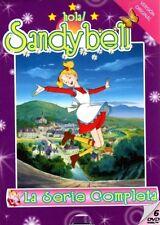 hola! Sandy Bell: La Seria Completa, En Español Latino, (Set De 6-DVD'S)