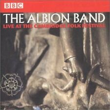 ALBION BAND - LIVE AT THE CAMBRIDGE FOLK FESTIVAL  CD