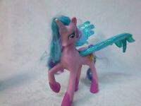 Hasbro 2010 My Little Pony  Princess Celestia Unicorn Light Up Wings Talking Toy
