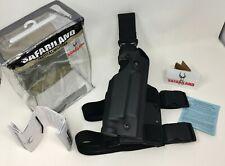 Safariland® 6005 SLS™ Tactical QD Leg Holster RH, H&K P2000 (US) + ITI MX3 Light