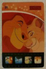 Woolworth's Disney Movie Stars Card 31