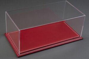 ATLANTIC 10012 10013 10014 MARANELLO 1:18 MODEL Display CASE Black beige or red