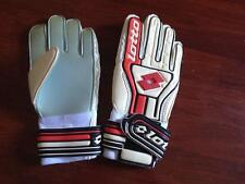 NEW MENS SIZE 8 LOTTO MATCH SOCCER GOAL KEEPING GLOVES