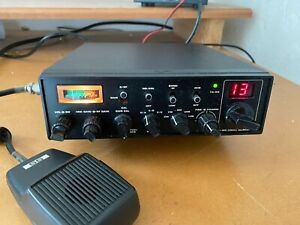Superstar Ss-3900 Black Ss3900 Ss 3900 11 Meter Mobile Transceiver