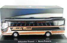 BOVA FUTURA MODEL COACH BUS 1:76 SCALE CORGI OOC ATLAS 4642110 ALLANDER TRAVEL