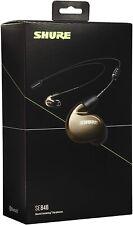 Shure Wireless Sound Isolation Ohrhörer/Kopfhörer/Headsets mit Bluetooth 5.0