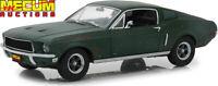 GREENLIGHT 13551 Ford Mustang GT Fastback car Unrestored Bullitt S McQueen 1:18