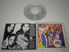 XTC/NARANJA & LIMONES(GEFFEN/9 24218-2)CD ÁLBUM