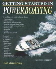 Getting Started in POWERBOATING - Bob Armstrong - 2nd Edition - 0070030952