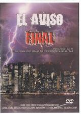 SEALED - El Aviso Final DVD NEW Pelicula Cristiana BRAND NEW