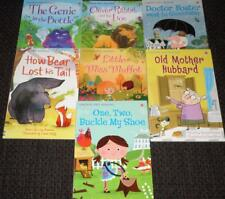 Usborne First Reading: 7 Level Two Books