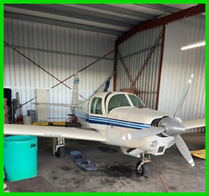 1963 Mooney M20C Always Hangered & Maintained Logs Complete Lycoming 0360