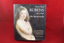 ISBN 3-85498-392-1 Peter Paul Rubens Die Meisterwerke Verlag C. Brandstätter