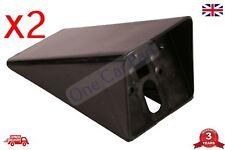 2x lámpara luz Frontal Lateral Soporte De John Deere 1750 1830 1840 1850 1950 2020 2030