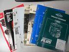 Briggs Stratton Update Seminar Manual Lot 1986, 1987, 1989, 1992, 1993