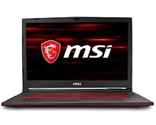 "MSI Gl73 8rc-067au 17.3"" Gaming Laptop I7-8750h GTX 1050"