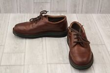 Hush Puppies Mall Walker Lace Up Shoes - Men's Size 9EW Brown