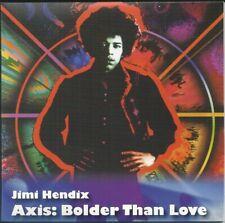 2CD - Jimi HENDRIX - Axis : bolder than love - NEUF/NEW - OLYMPIA, PARIS (1968)